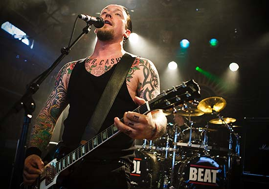 Volbeat - Live at Arvika festival 2008